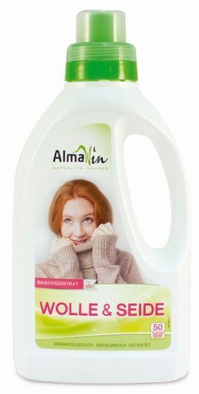 AlmaWin - био течен препарат за пране на вълна и коприна, 750 мл.