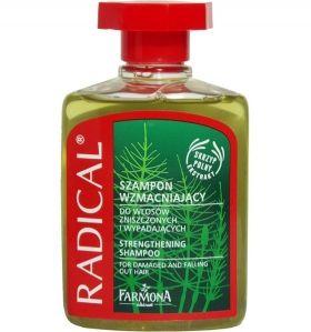 Farmona - Възстановяващ шампоан за укрепване на повредена и капеща коса RADICAL, 300 мл.