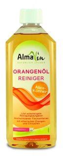 AlmaWin - Портокалово масло - универсален почистващ био концентрат, 500 мл.