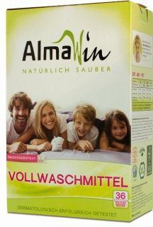 AlmaWin - био прах за замърсено пране, 2 кг.