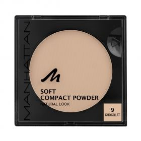 Manhattan cosmetics - Компактна пудра, 9 гр.